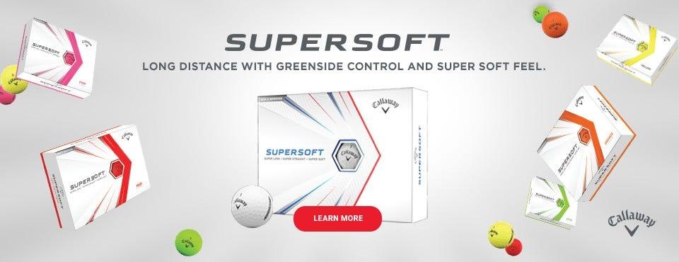 Callaway Supersoft Golf Ball Just Got Better!