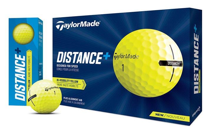 TaylorMade Distance+ Golf Ball