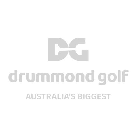 Ecco Biom Hybrid G2 Womens Golf Shoes - White/Buffed Silver