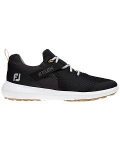 *FootJoy FJ Flex Golf Shoes - Black - Size 8.5