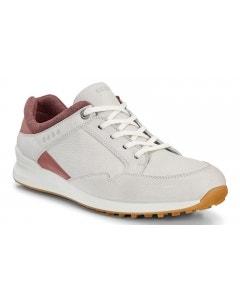 Ecco Womens Street Retro Shoe - Shadow White