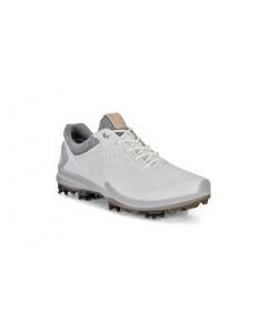 Ecco Mens Biom G3 Shoe - Shadow White