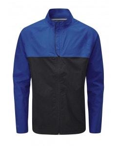 Under Armour Stormproof Rain Jacket - Blue/Black