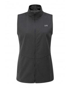 Under Armour Women's Soft Shell Vest - Black