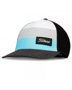 Titleist Junior Surf Stripe Cap - Aqua