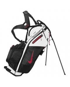 Nike Air Hybrid Stand Bag - Platinum/Black/Red