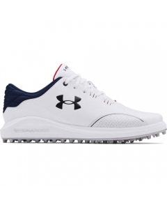 *Under Armour Draw Sport SL Shoe - White