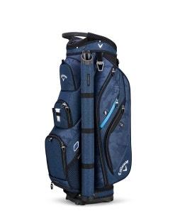 Callaway Forrester 2.0 Cart Bag 19 - Navy/Camo/Royal