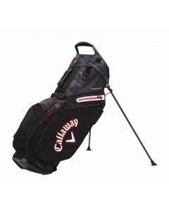 Callaway 2021 Fairway 14 Stand Bag - Black/Camo/Red