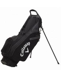 Callaway 2021 HL Zero Stand Bag - Black/White/Charcoal