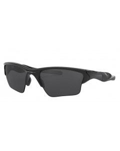 Oakley Half Jacket 2.0 XL Matte Black Frame with PRIZM Black Polarized Lens
