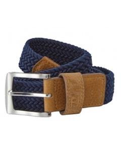 FootJoy Braided Belt - Navy