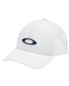 Oakley Trucker Ellipse Hat - White