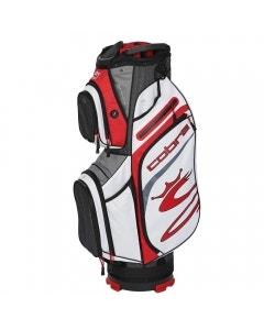 Cobra 2020 Ultralight Cart Bag - Black/Red