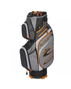 Cobra 2020 Ultralight Cart Bag - Quiet Shade/Orange