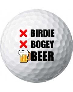 A Novelty Gift (BBB) - Callaway 2021 Warbird Logo Golf Balls