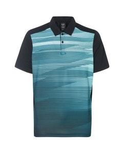 Oakley Ace Golf Polo - Blackout