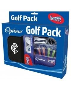 AFL Optima Gift Pack - Carlton