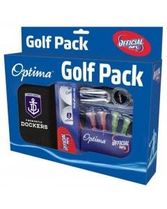 AFL Optima Gift Pack - Fremantle