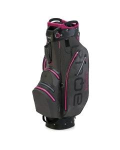 Big Max Aqua Sport 2 Cart Bag - Charcoal/Black/Fuchsia