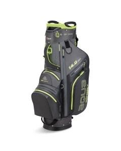 Big Max Aqua Sport 3 Cart Bag - Charcoal/Lime/Black