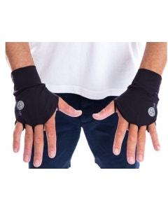 Sparms Sun Protective Gloves - Black