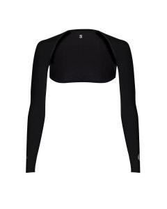 Sparms Shoulder Wrap Sleeves - Black