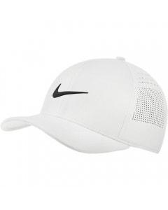 Nike Aerobill Classic99 Performance Cap - White