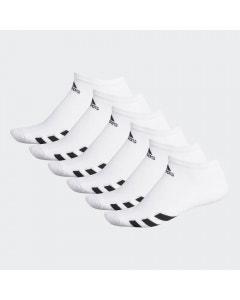 Adidas Mens 6-Pack Low Cut Socks