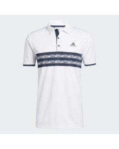 Adidas Core Polo - White/Navy