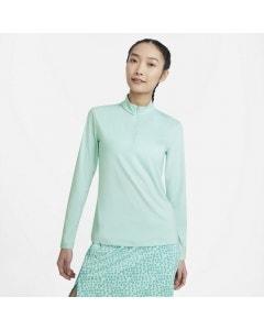 Nike DF UV Victory Long-Sleeve Slim Women's Top - Light Dew