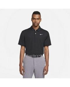 Nike DF Essential Solid Men's Polo- Black/White