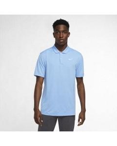 Nike DF Essential Solid Men's Polo - University Blue/White
