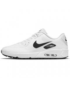Nike Air Max 90 G Golf Shoes - White/Black