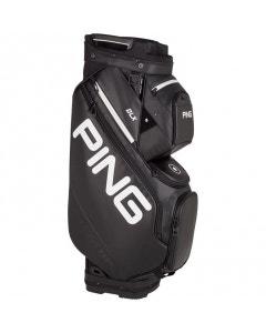 PING 191 DLX Cart Bag - Black
