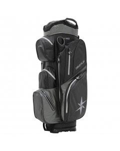 MGI Dri-Play Cart Bag - Black/Grey