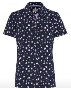 Sporte Leisure Womens Anya Polo - French Navy