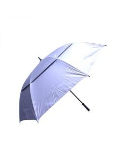 "Golf Craft 72"" UV Umbrella - Silver"