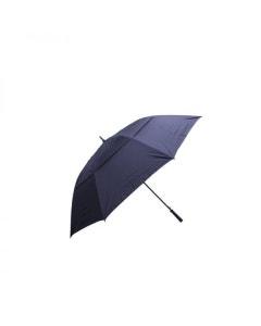"Golf Craft 72"" UV Umbrella - Black"