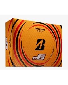 Bridgestone 2021 E6 Golf Balls - White