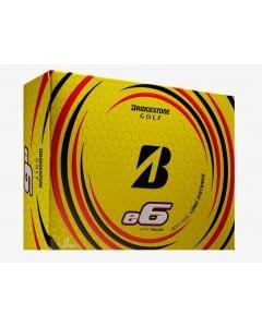 Bridgestone 2021 E6 Golf Balls - Yellow