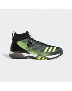 Adidas CodeChaos BOA Golf Shoe - Black/Green/Grey