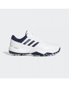 Adidas 360 Bounce 2 Golf Shoe - White/Navy