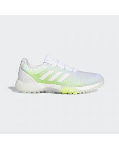 Adidas CodeChaos Womens Golf Shoe - White/Green
