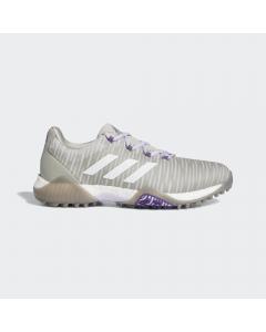 *Adidas CodeChaos Womens Golf Shoe - Grey/Black