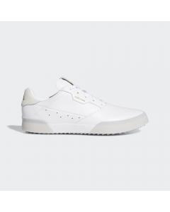 Adidas Womens Adicross Retro Golf Shoe - White