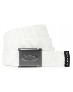 Oakley Ellipse Web Belt - White