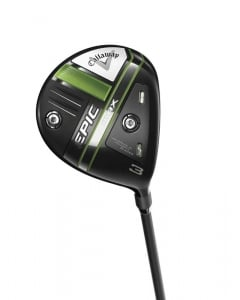 Callaway Epic Max Heavenwood Fairway