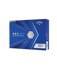 Callaway 2021 ERC Soft Golf Balls - White