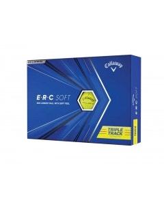 Callaway 2021 ERC Soft Golf Balls - Yellow